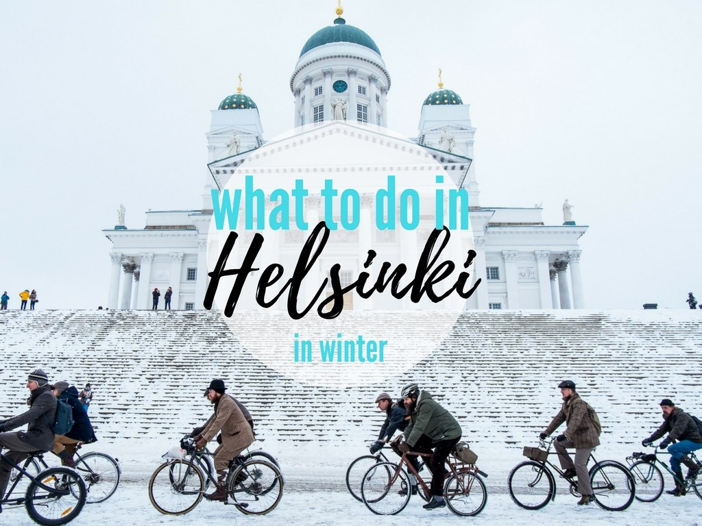 What to do in Helsinki in winter – a perfect weekend trip to Finland (…