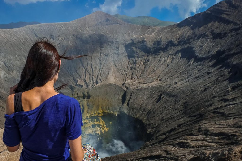 Bromo volcano, East Java - best places to visit in Indonesia
