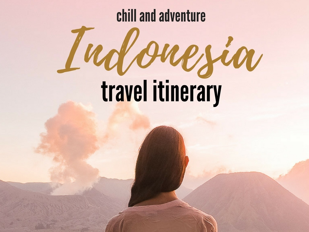 Ultimate Indonesia 10 Days Travel Itinerary – best places to visit in…