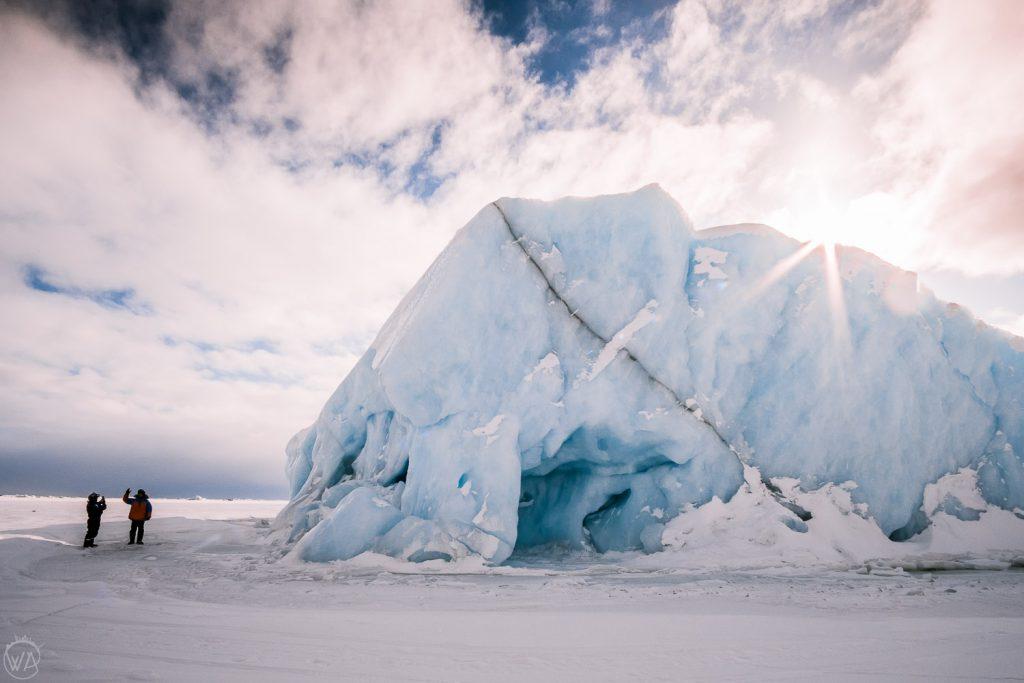 Svalbard East Coast - Svalbard snowmobile tours