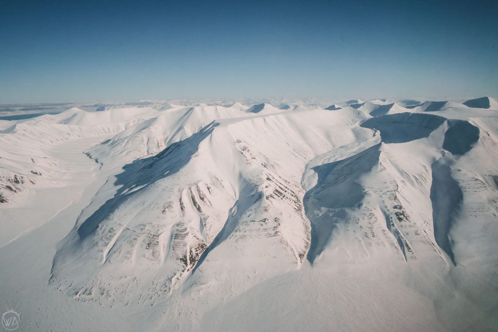 Best things to do in Svalbard tour arctic adventure - view to Svalbard