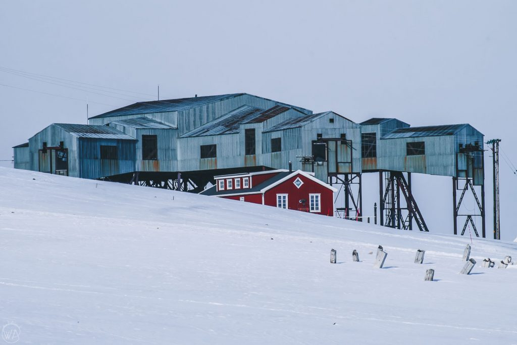 A coal mine + Best things to do in Svalbard tour arctic adventure