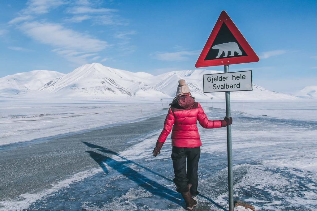 Advent valley - Best things to do in Svalbard tour arctic adventure