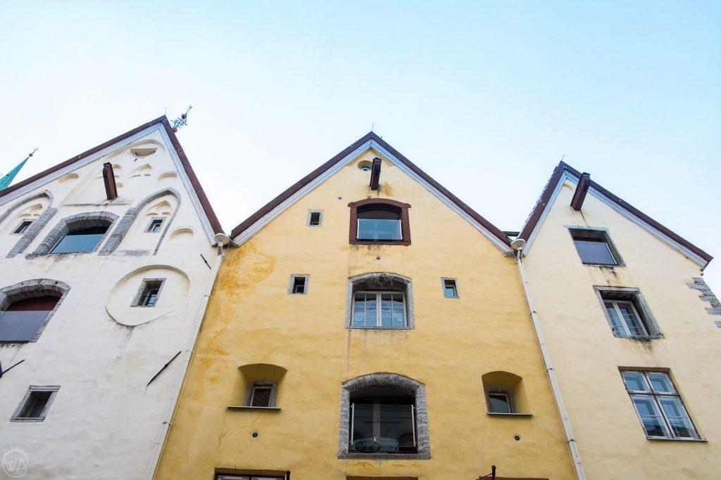 Three Sisters, Tallinn sightseeing winter, things to do in Tallinn