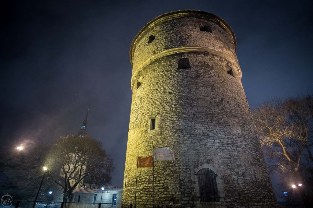 Tallinn sightseeing winter things to do in Tallinn in winter-Kiek in the Kök