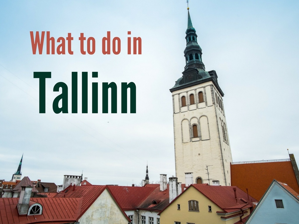 Best Tallinn Sightseeing – things to do in Tallinn in winter & spring