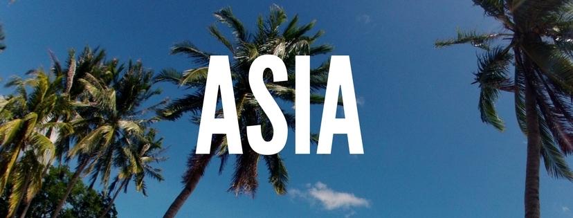 Asia travel destination guide