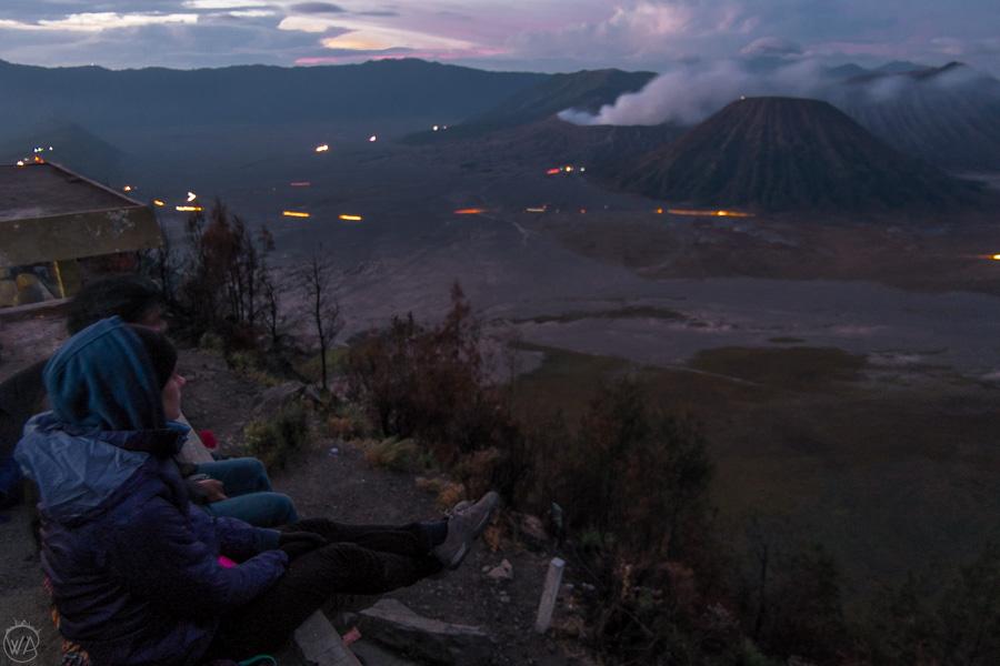 Mount Bromo sunrise platform