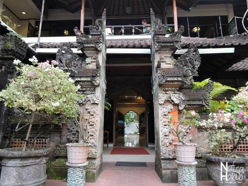 Where to stay in Bali Ari Putri Hotel in Sanur, Bali