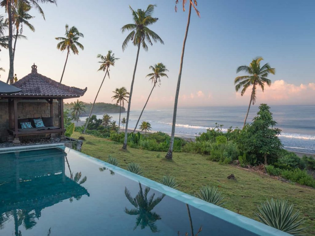 Where to stay in Bali Balian Beach
