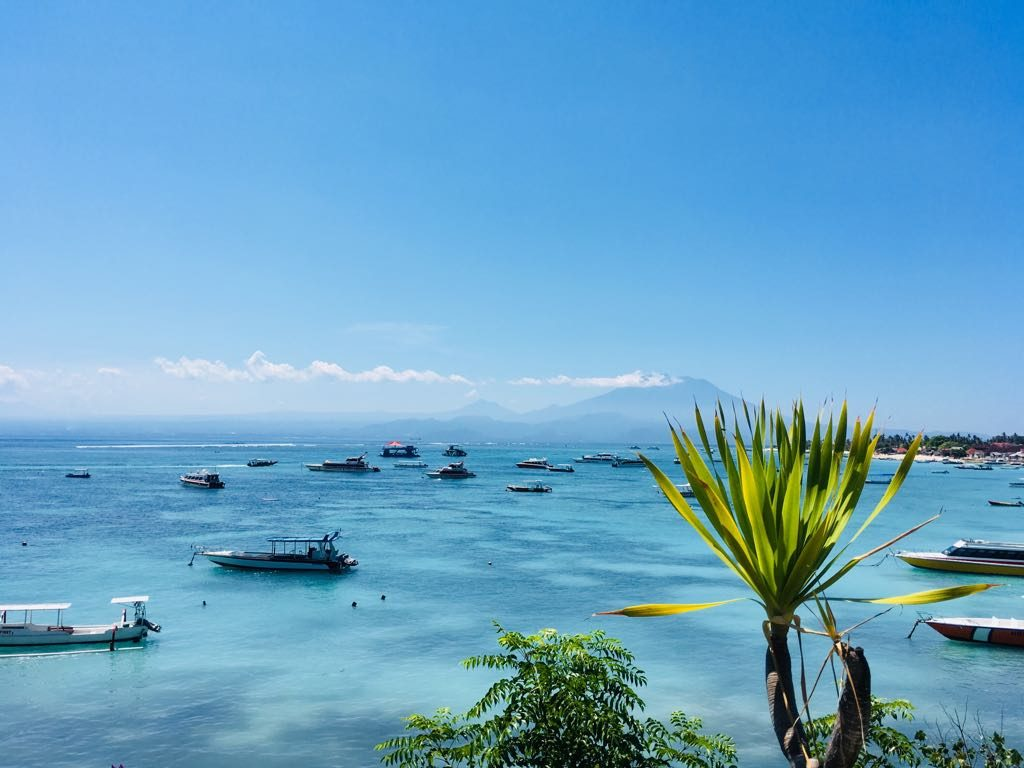 where to stay in Bali Nusa Lembongan