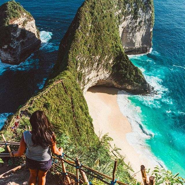 where to stay in bali nusa penida