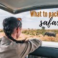 what to pack for safari in Kenya