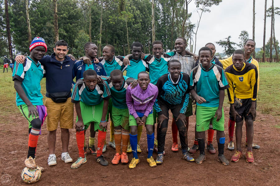 GE Kenya charity