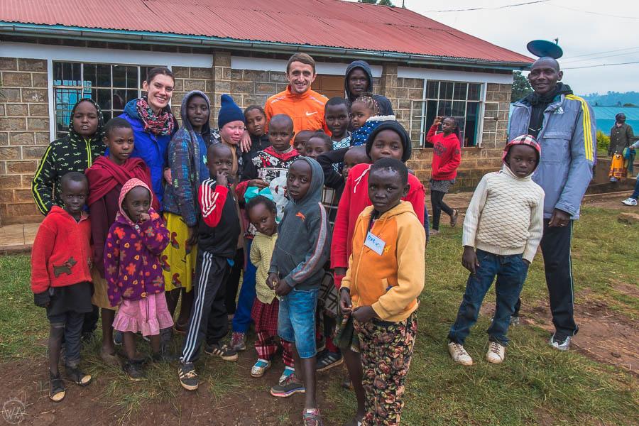 Kenya charity Gathimba Edwards Foundation