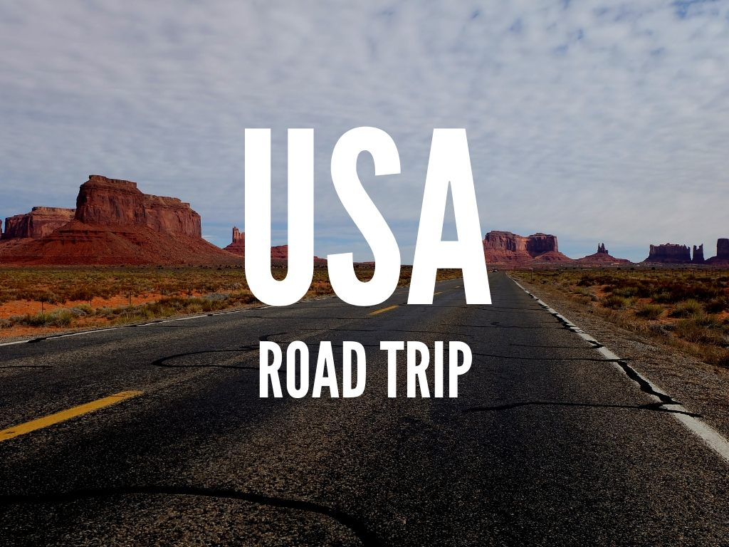 Top USA itinerary - 2 weeks American Southwest road trip ... Road Trip Route Across America on