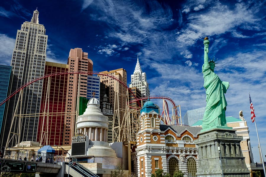 Las Vegas, USA itinerary 2 week road trip