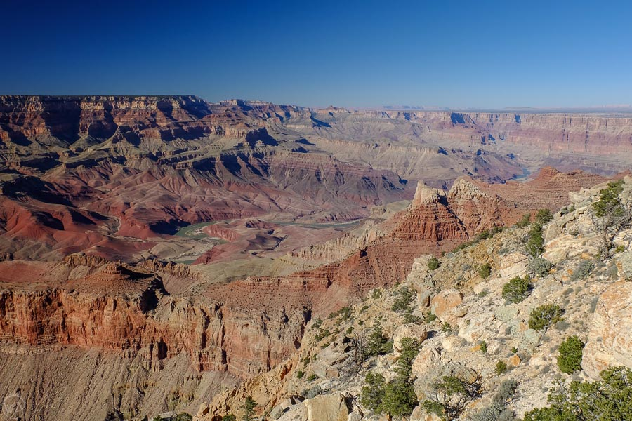 Grand Canyon, USA Southwest road trip itinerary