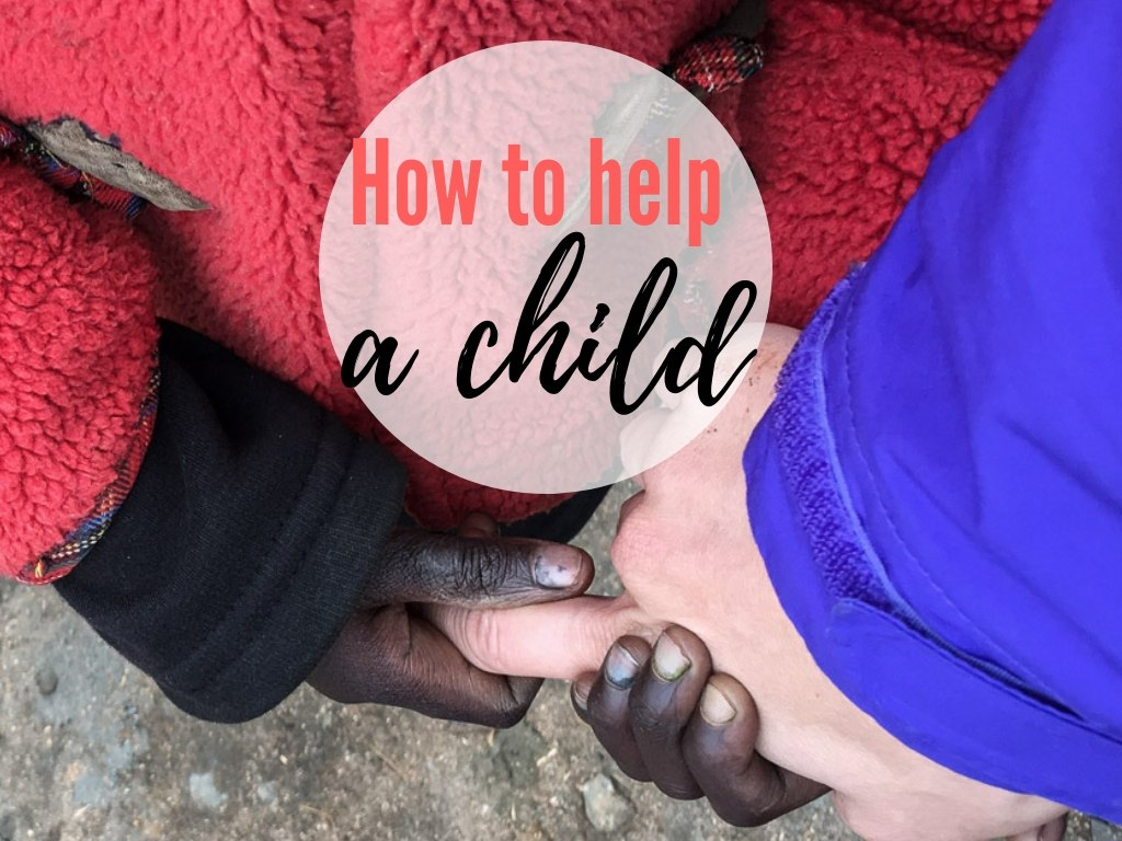 sponsor a child in africa charity in Kenya GEF