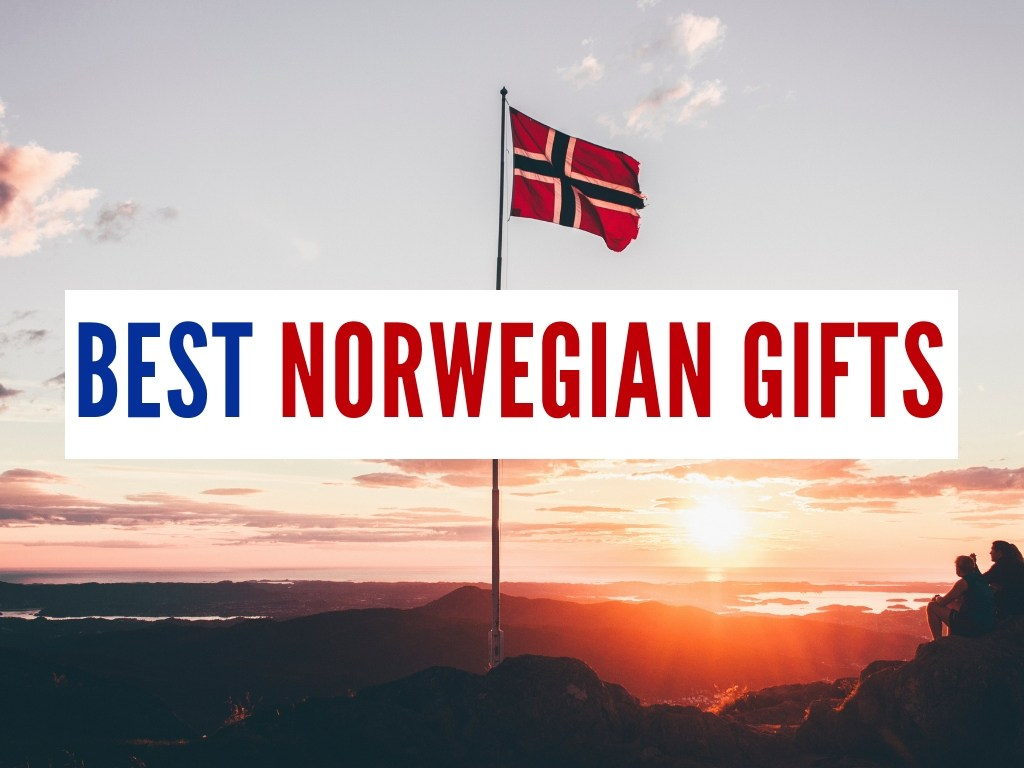Best Norwegian gifts for Norwegian lovers, find the best Norwegian souvenirs