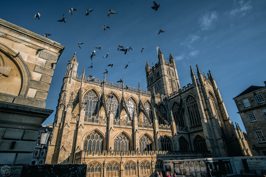 places to visit in Bath on a day trip to Bath - Bath Abbey