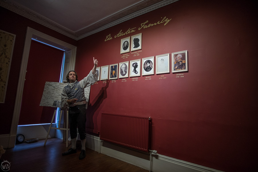 Best places to visit in Bath in a day - Jane Austen center