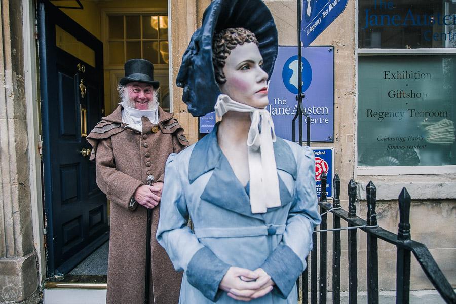Jane Austen Center in Bath - visit Bath in a weekend