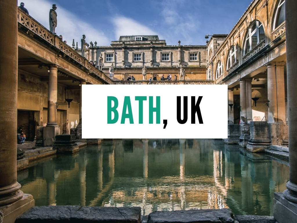 Best places to visit in Bath - Bath day trip