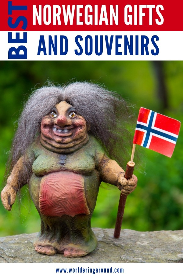 Best Norwegian gifts and souvenirs, bring more than just memories from Norway trip. Find out what are the best Norwegian gifts that you can get in Norway | Worldering around #Norway #gifts #Christmas #giftguide #Scandinavia #oslo