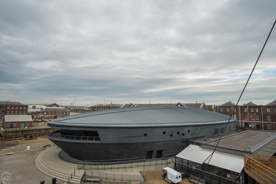 Mary Rose Museum - places to visit in Portsmouth Historic Dockyard