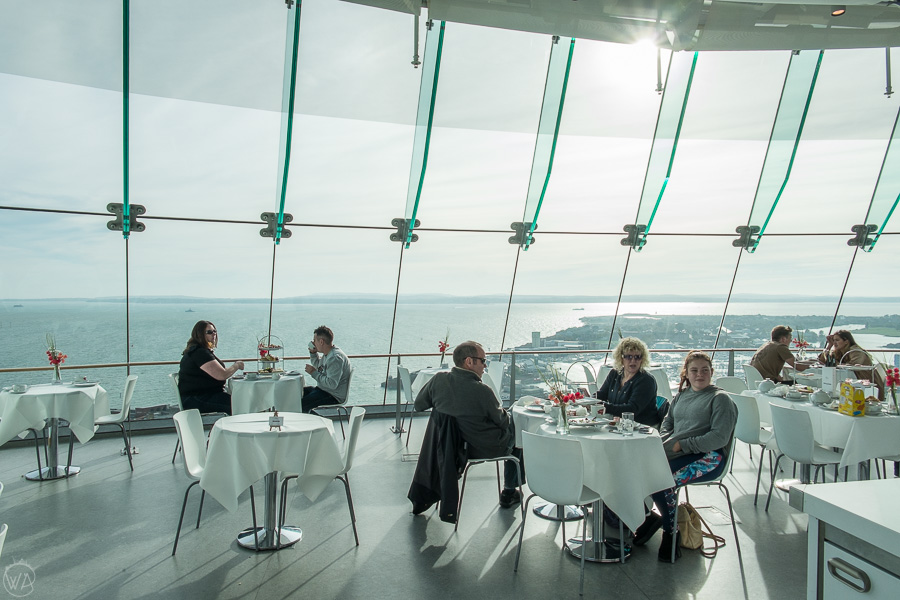 Places to visit in Portsmouth UK - Emirates Spinnaker Tower