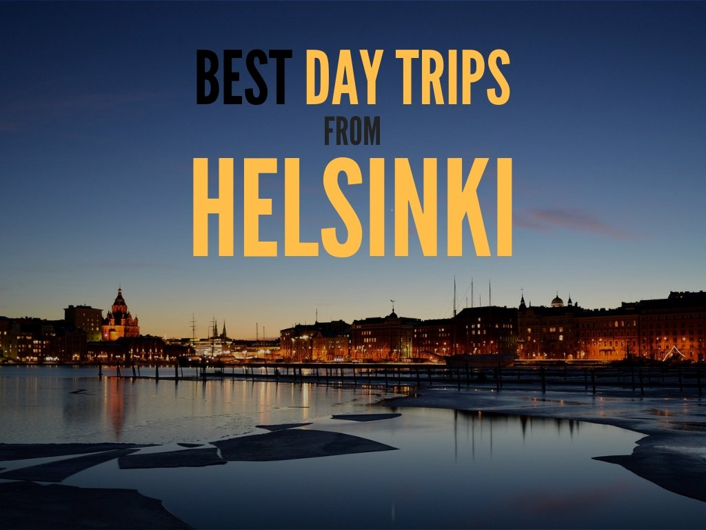 6 Best Day Trips from Helsinki By A Local + How To Plan Them