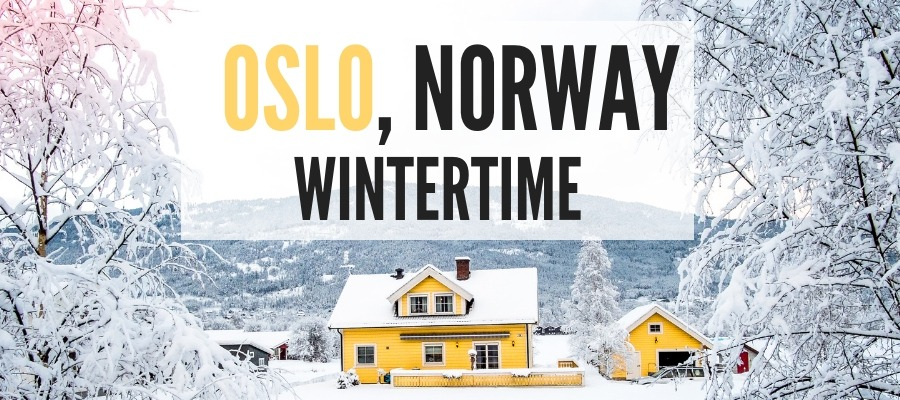 things to do in Oslo in winter, cover photo