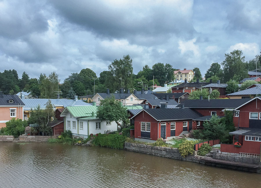 Porvoo - day trips from Helsinki Finland