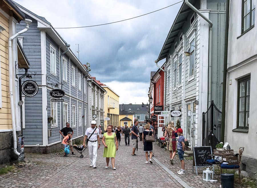 best day trips from Helsinki Finland - Porvoo