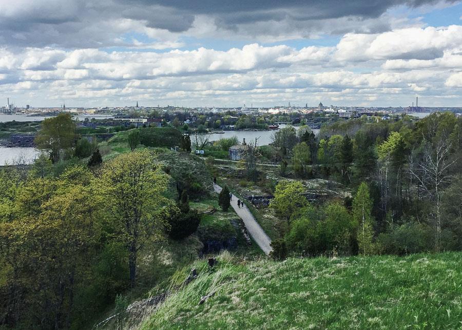 Best day trips from Helsinki - Vallisaari island