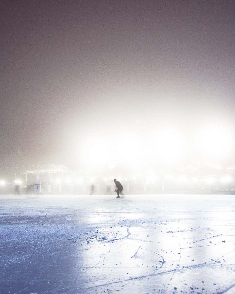 Ice skating is one of the best things to do in Oslo in winter, Norway. Find out more!