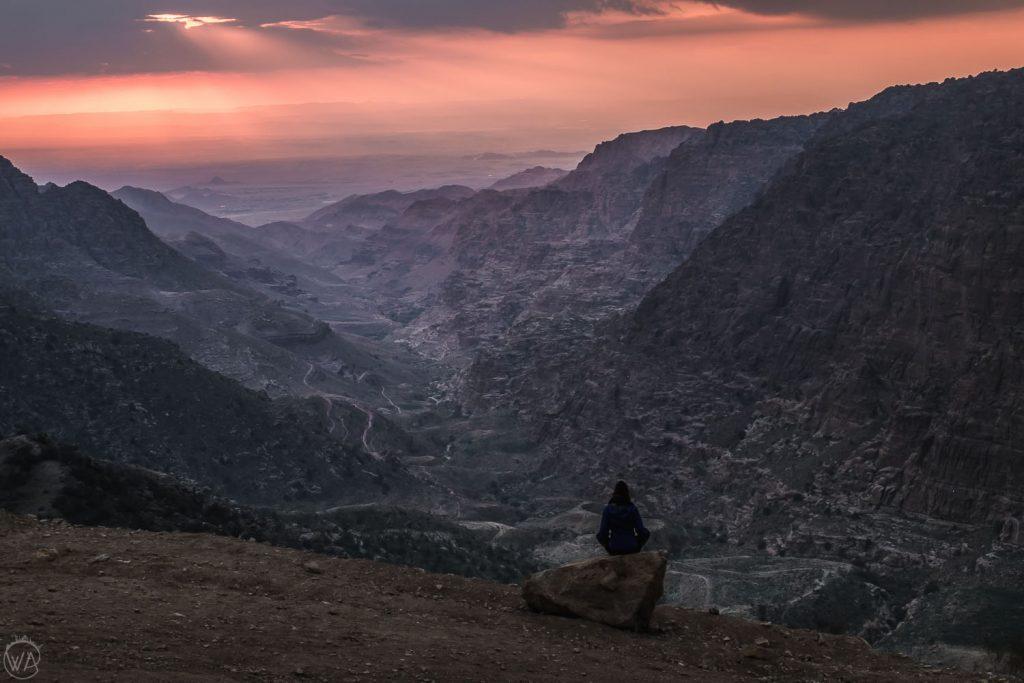 Dana Biosphere Reserve, Jordan itinerary
