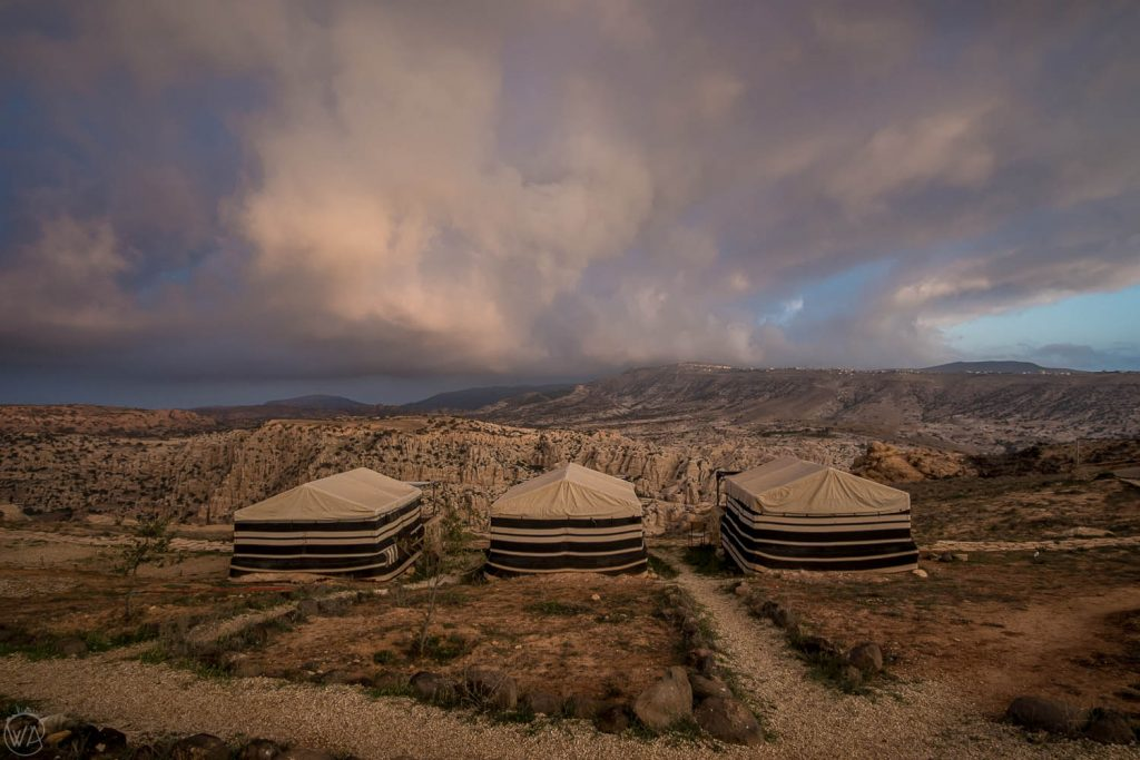 Where to stay in Dana Reserve, Where to stay in Jordan