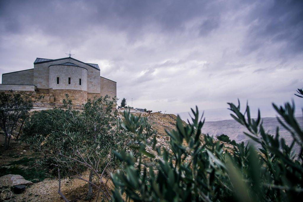 Mount Nebo, Jordan itinerary
