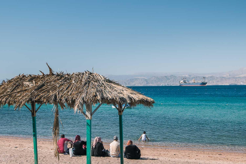 Aqaba, Jordan itinerary