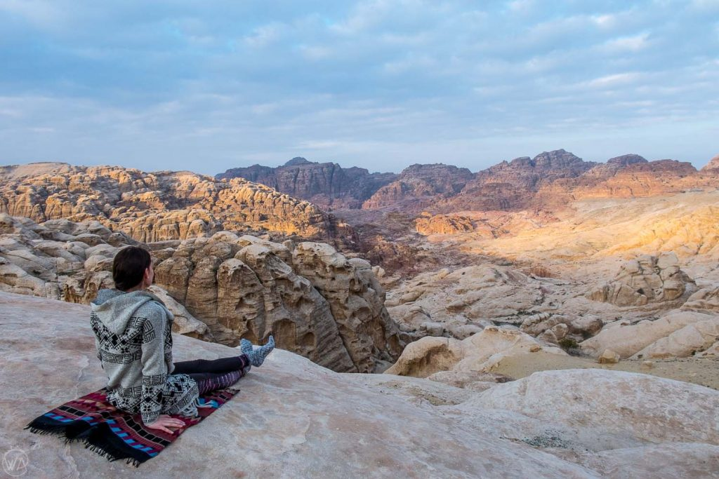 Little Petra is one of the best places to stay in Jordan