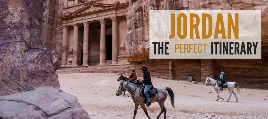Detailed Jordan Itinerary – How To Spend Amazing 10 Days In Jordan?