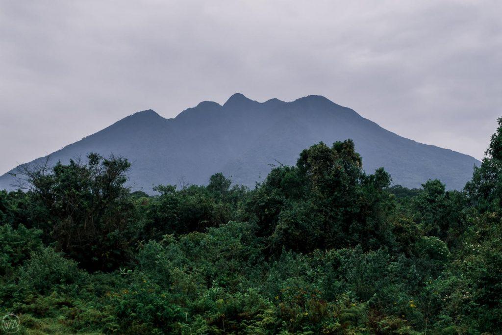 Mt. Sabyinyo volcano hike Uganda