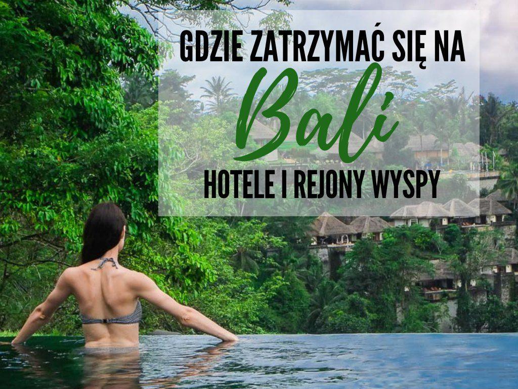 Bali hotele, Bali noclegi
