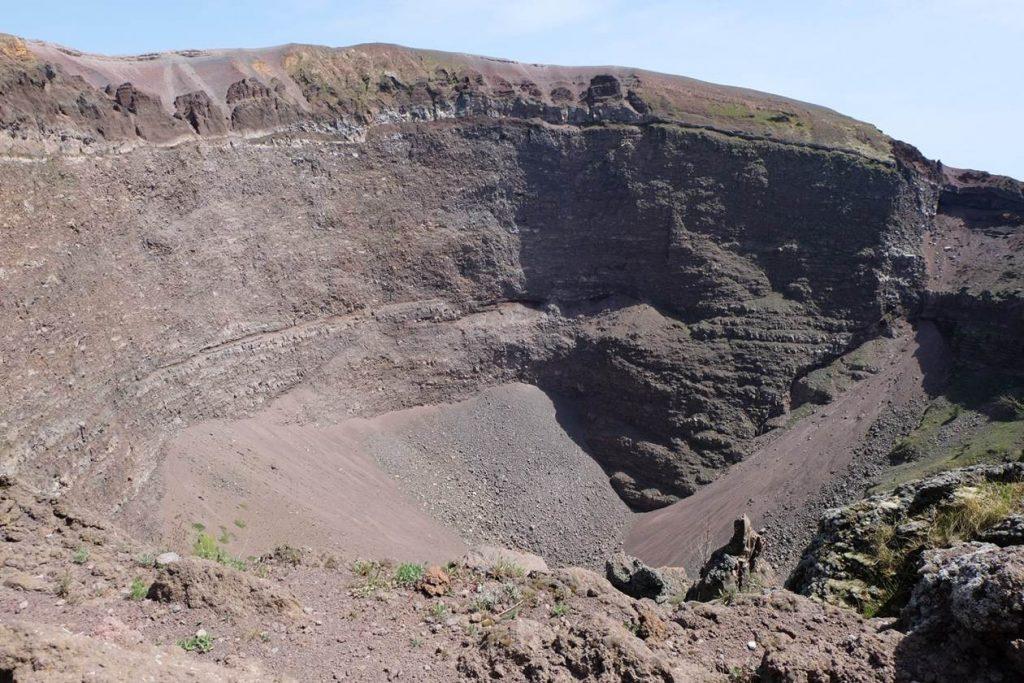 Mount Vesuvius volcano hike, Italy