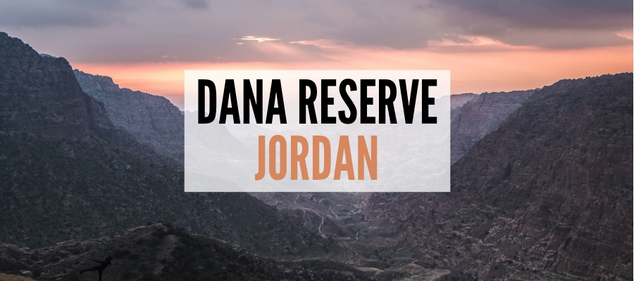 Dana Biosphere Reserve – Jordan's hiking paradise