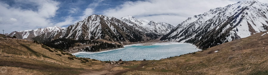 Big Almaty Lake, Kazakhstan, perfect stop during Central Asia itinerary