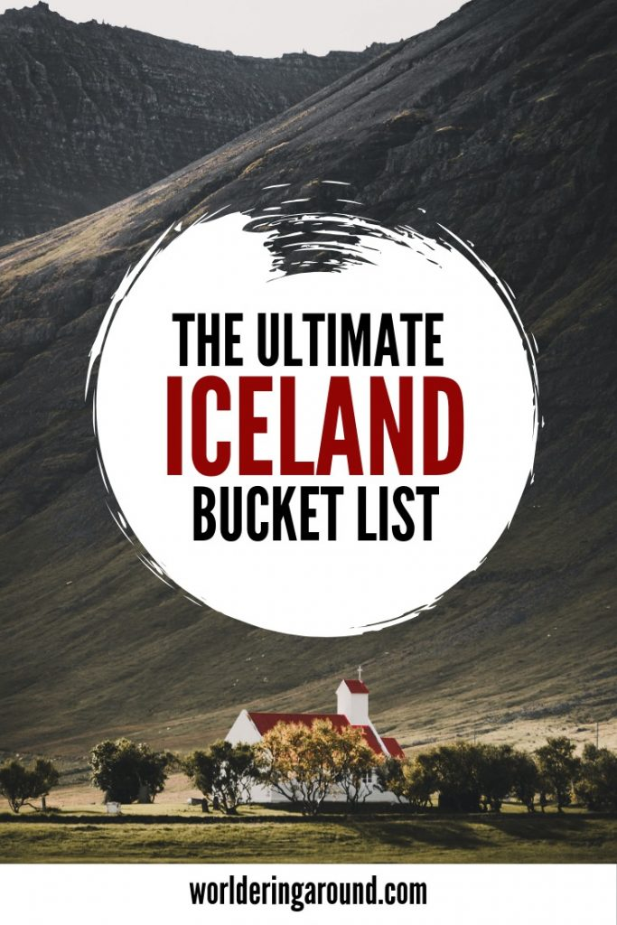 Follow the Ultimate Iceland Bucket list with Iceland Bucket List Locations and the best things to do in Iceland. Find Iceland Highlights and Iceland Top Things to do. Read Iceland travel guide with Iceland travel tips and Iceland itinerary including Iceland Off The Beaten Path. Follow Iceland road trip itinerary and travel like a pro in Iceland. Top things to do in Iceland, Iceland travel guide #worlderingaround #iceland #icelandtravel #bluelagoon #europe #islands #traveltips #bucketlist