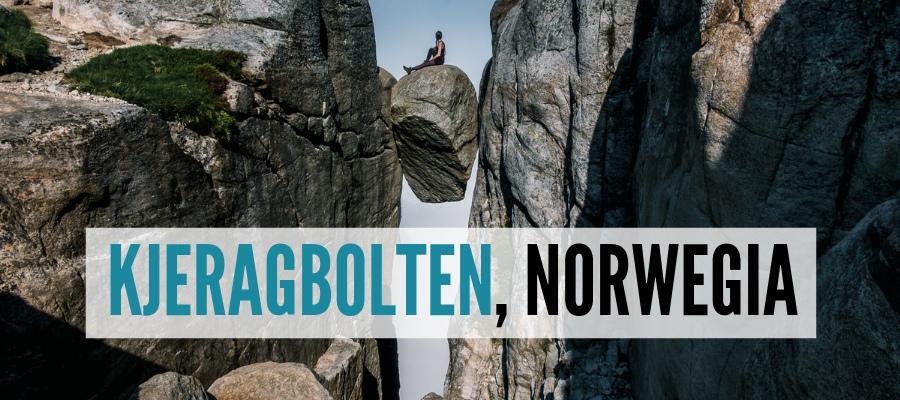 Kjeragbolten Norwegia